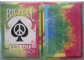 Rare Bicycle Tie Dye Deck Playing Cards Tye Die Magic