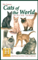 Heritage Playing Cards. Cats Of The World.