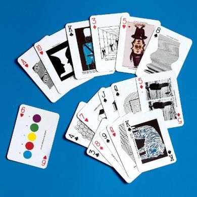 Visual Illusion Cards