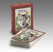 American Expeditions Wolf Playing Cards