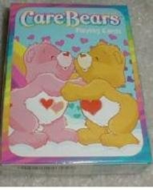 Care Bears Bicycle Playing cards ~ Purple