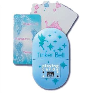 Disney Tinker Bell Travel Playing Cards