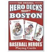 Hero Decks - Boston Red Sox - Playing Cards