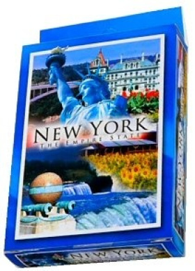 New York Playing Cards - Empire, New York Souvenirs, New York City Souvenirs