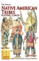 Native American Indian Tribes Standard Poker Playing Card Deck featuring