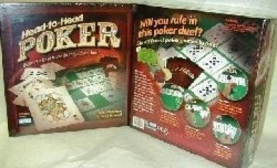 Head to Head Poker Game