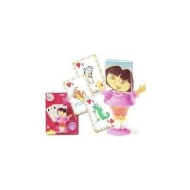 Dora the Explorer Mini Deck Buddy Playing Cards