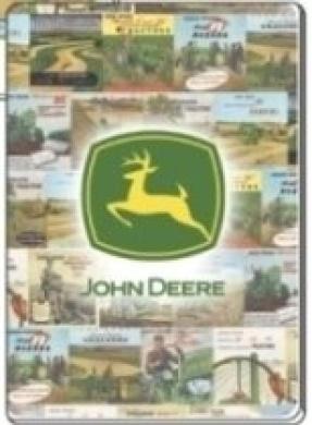 John Deere Vintage Ad Playing Cards