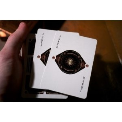 Bicycle Steampunk Playing Cards Theory11 Version