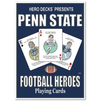 Hero Decks - Penn State - Playing Cards