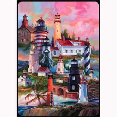 Lighthouses (1) Deck Bridge Playing Cards