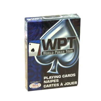 Official Wpt Diamond Back Deck