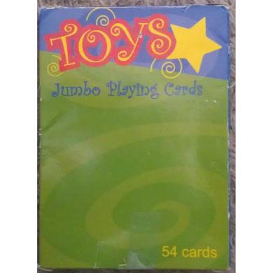 Toys Jumbo Playing Cards