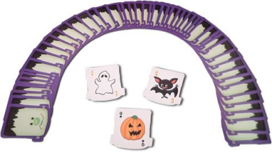 Halloween Bat Playing Cards