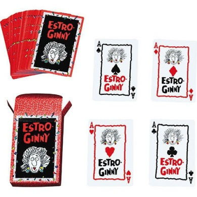 Estro Ginny Playing Cards
