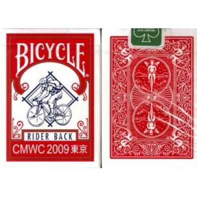 Bicycle CMWC 2009 Messenger Deck Playing Cards