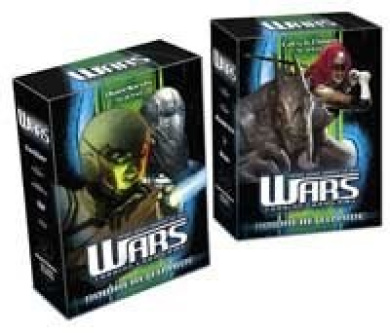 Wars: Nowhere to Hide 2 Starter Deck Combo