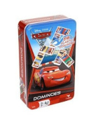 Disney's Cars 2 Dominoes Game Tin Party Supplies