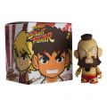 Kidrobot Street Fighter Collectible Mini Figure (Styles Will Vary) One Supplied