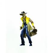 Blackest Night Series 8 - Sinestro Corps Member - Scarecrow Action Figure