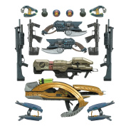 HALO 2009 Wave 2 - Series 5 Equipment Edition Halo Weapons Pack