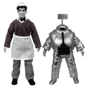 Twilight Zone Figure Set VENUSIAN + INVADER MOC NEW Series 5 TV Show
