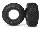 Traxxas Tires Bf Goodrich Mud-Terrain Slash 4X4- TRA6871