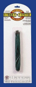 Bachmann Trains Snap-Fit E-Z Track 10' Remote Switch Extension Wire - Green