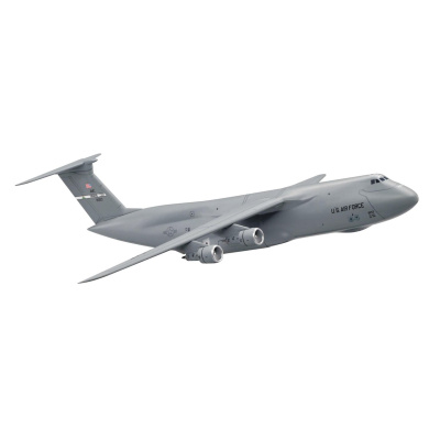 Dragon Models 1/400 C-5C Galaxy 22nd Airlift Squadron 60th Air Mobility Wing Travis AFS (Military)