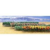 JTT Flower Hedges HO-Scale