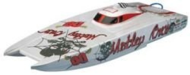 Aquacraft Motley Crew Brushless FE Catamaran 2.4GHz
