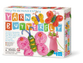4M Easy To Do - French Knitting Yarn Butterfly