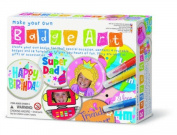 Great Gizmos Create Your Own Badge Art Craft Kit
