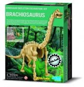 Kids Labs-Dig A Skeleton-Brachiosaurus