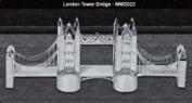 Metal Works London Tower Bridge 3D Laser Cut Model Marvel