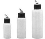 Iwata 60ml Plastic Cylinder, Translucent IWAI4702