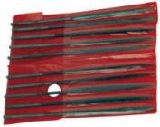 K & S Needle File Set (10)