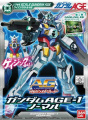 Gundam  .   Normal (AG) (1/144 scale Gundam Model Kits) Bandai [JAPAN]