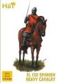 HaT 8213 El Cid Spanish Heavy Cavalry 1:72 Plastic Figures