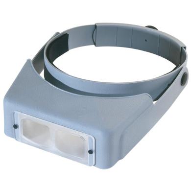 OptiVISOR LX Binocular Magnifier, Lensplate #7 Magnifies 7cm x At 15cm