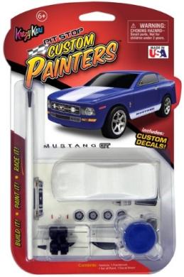 Custom Painters - Mustang