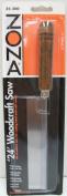 Zona 35-300 Medium Woodcraft Saw, 24 TPI, .38cm Kerf, Blade Length 17cm , Cut Depth 2.2cm