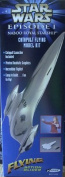 Estes Star Wars Naboo Royal Starship Catapult Flying Model Glider