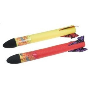 Geospace Large Replacement Rockets Twin Pack for Pump Rocket SR. & Jumbo Jump Rocket