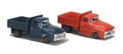 SceneMaster  HO Scale Vehicles - Dump Trucks