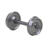 HO Metal Wheels, 80cm /Smooth