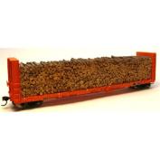 Chooch Enterprises HO Scale Pulpwood Car Load
