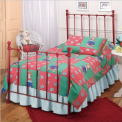 Hillsdale Molly Red Bed (Twin)