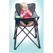 Jamberly HB2000 Ciao! Baby Portable Highchair - Black
