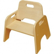 A+ Childsupply Stackable Toddler Chair 15cm